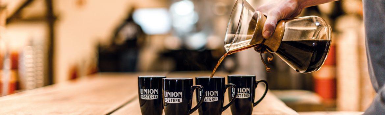 75 Jahre WESER-KURIER: Der Geburtstagskaffee kommt aus der UNION Rösterei